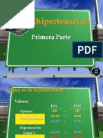 ANTIHIPERTENSIVOS I Y II PARTE