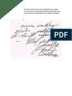 Fragmento de Carta Dirigida a Pleyel