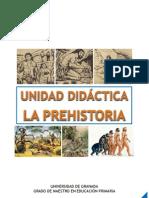 Unidad Didáctica - La Prehistoria