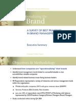 2002 Best Practice study