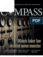 Compass [WINTER 2012] Illinois labor law created union monster