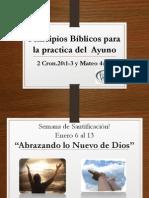 Conceptos Bíblicos del Verdadero Ayuno 1-2-13