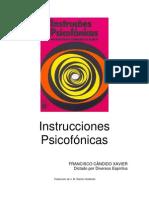 Instrucciones Psicofonicas