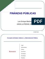 Estado y Administracion Pub Renacimiento