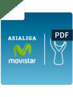 Reglamento Torneo Asialiga Movistar 2013