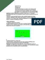 sistema 4-4-2 (1-1)