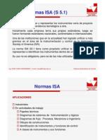 normas ISA y P&id