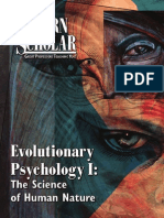 Evolutionary Psychology I (Guidebook)