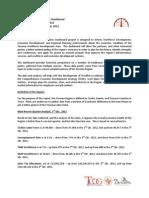Texoma Regional Economic Dashboard Report 3rd Qtr 2012