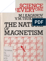 The Nature of Magnetism Kaganov MIR