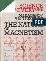 The Nature of Magnetism Kaganov MIR