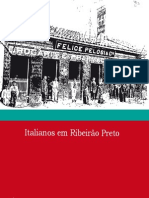 Italianos em Ribeirão Preto - Coleção Identidades Culturais