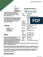 Banesto - Wikipedia, The Free Encyclopedia