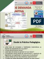 Sesion 8 Niveles de Demanda Cognitiva + IPNM