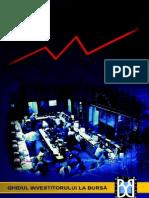 Ghidul Investitorului La Bursa de Valori Din Bucuresti