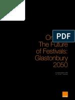 Orange - The Future of Festivals Glastonbury 2050