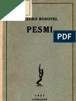 PESMI Srečko Kosovel
