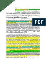Resumo Informativo STF 2010.