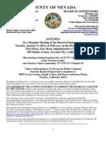 01-08-2013 Agenda