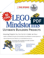 10 Cool LEGO Mind Storms Ultimate Builders Projects Tqw Darksiderg