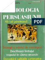 Kevin Hogan - Psihologia Persuasiunii