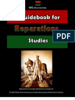 A RBG Guidebook for Reparations Studies