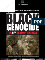 the Truth About MARGRET SANGER a MAAFA 21 Film Companion Reader