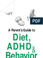 A Parent's Guide to Diet, ADHD & Behavior