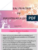 Angeles Martín- Manual de Psicoterapia Gestalt - Sherly J. Miranda Alejo