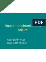 acute and chronic renal failure - laure  robert