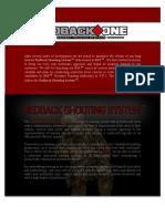 Redback Shooting System