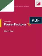 Digsilent PawerFactory 15.0