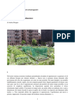 Orti urbani e sicurezza alimentare