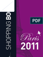 Paris Shopping Book 2011