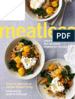 Recipes From Meatless by Th Editors of Martha Stewart Living