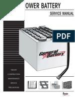 Battery Service Manual