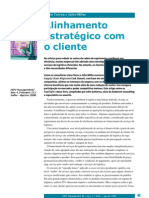 Alinhamento Estrategico Com o Cliente
