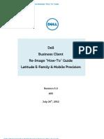 Dell Latitude E-Family