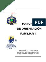 Manual de Orientacion Familiar