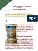 A PRAXIS CURATIVA DE JESÚS EN EL EVANGELIO DE MARCOS