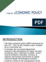 New Economic Policy Orignal