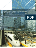 The Economic Impacts of High Speed Rail