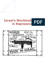 Israels Worldwide Role in Repression Footnotes Finalized