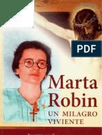 88098532 Marta Robin Un Milagro Viviente