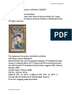 The Spiderwick Chronicles Buku 3 - Rahasia Lucinda
