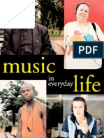 Tia DeNora_music in Everyday Life