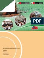 Diseño curricular diversificadoEl enfoque ambiental
