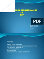 Electrical Mant. of Esp