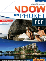 Window on Phuket January 2013