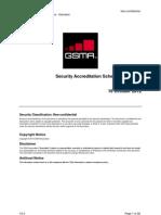 GSM SAS Standard v3 3